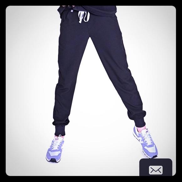 174255effcc Figs Pants | Zamora Navy Jogger Size Small | Poshmark